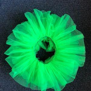 Adult Green Tutu, One Size